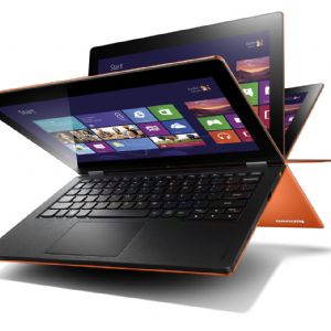 LENOVO UB YOGA13 59361358 i3-3217U 4G 128GBSSD 13.3 UMA W8 ORANGE