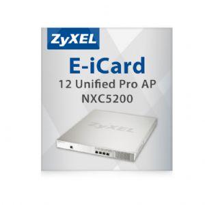 ZYXEL NXC-5200 NWA3000-N SERISI IÇIN 12 APYE KADAR CONTROLLER LISANSI