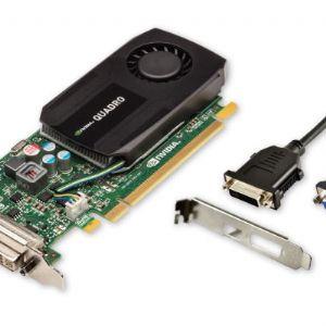 PNY QUADRO VCQK600-PB 128B 1GB DDR3 64X 16X