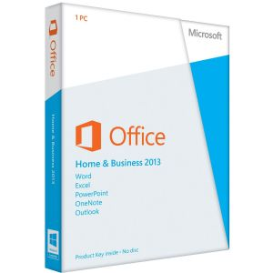 MS OFFICE 2013 HOME AND BUSINESS TÜRKÇE KUTU T5D-01781