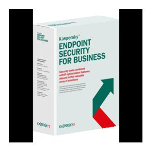 KASPERSKY ENDPOINT SECURITY FOR BUSINESS - SELECT TURKEY EDITION. 25-49 NODE 1 YEAR RENEWAL LICENSE