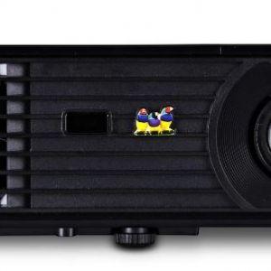 VIEWSONIC PJD5132 DLP SVGA 800X600 3000 AL 15.000:1 3D READY