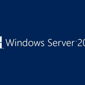 MS WINDOWS SERVER 2012  TÜRKÇE OEM CAL 5 KULLANICI R18-03767