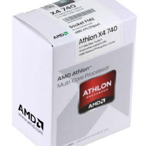 AMD ATHLON II X4 740 3.2GHz 1MB 32nm FM2 İŞLEMCİ 65W