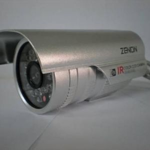 ZENON G3060-151-F36B36 1/4 SHARP 420TVL 3.6MM 36 Adet 5Ø IR LED - AYAK DAHİL