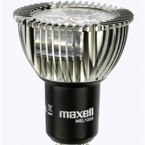 MAXELL GU10 5W SPOT LED WARM WHITE303551