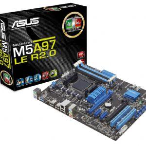 ASUS M5A97 LE R2.0 970 DDR3 ATX GLAN SATA3 USB3 ANAKART