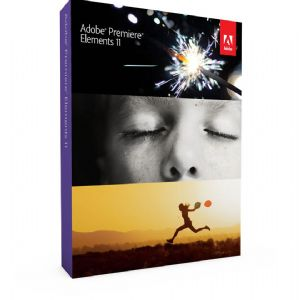 ADOBE PREMIERE ELEMENTS 11 MLP IE AOO LIC   1 USER 0 MONTHS