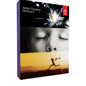 ADOBE PREMIERE ELEMENTS 11 WIN TR AOO LIC   1 USER 0 MONTHS