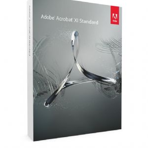ADOBE ACROBAT 11 WIN TR AOO LIC   1 USER 0 MONTHS