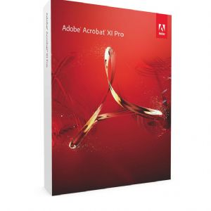 ADOBE ACROBAT PRO 11 MLP IE AOO LIC   1 USER 0 MONTHS