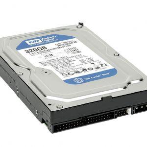 320GB WD 3.5 7200RPM 8MB IDE WD3200AAJB