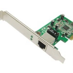 LADOX LD-2231 10/100/1000 MBPS PCI EXP GIGABIT ETHERNET ADAPTER128KB FRAME BUFFER MEMORY