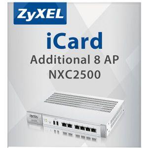 ZYXEL NXC-2500 IÇIN EXTRA 8 APYE KADAR CONTROLLER LISANSI