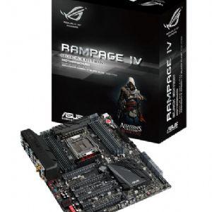 ASUS RAMPAGE IV BLACK EDITION X79 DDR3 ATX GLAN SATA3 USB3 ANAKART