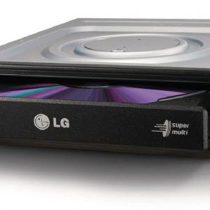 LG 24X8X16X DVD-RW 24X DVDRAM SATA SIYAH GH24NSB0