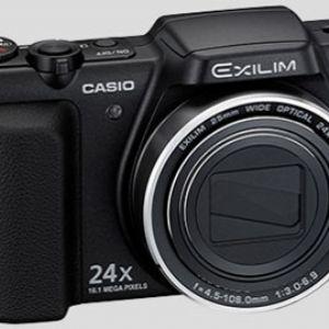CASIO EX-H60BK 16MHD 24XO 4XD 3,0 25MM