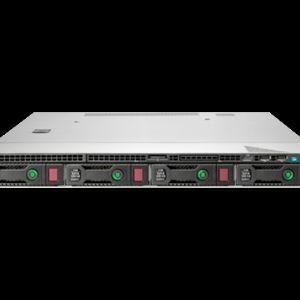 HP SRV 470065-773 DL320e GEN8 E3-1220v2 4GB(1x4GB) 1x1TB 7.2 RPM LFF 3.5 NON-HOT PLUG 1x350W