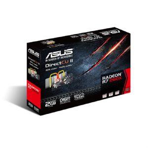 ASUS R7260X-DC2 2GB 128B 16X GDRR5 2DVI DP HDMI