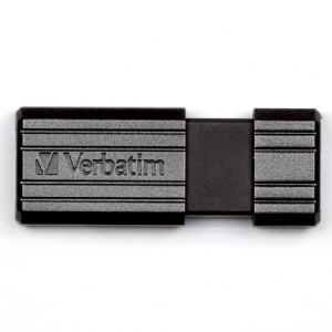 VERBATIM 49062 8GB PINSTRIPE USB BELLEK-SURGULU KAPAK