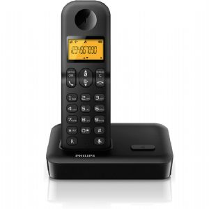 PHILIPS D1501B/TR DECT TELEFON SİYAH