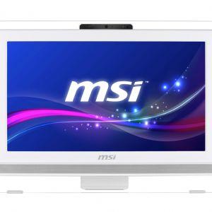 MSI AIO 20 AE201-027XTR G3230 2G 500GB UMA DOS LED Beyaz